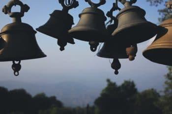 bells ringing